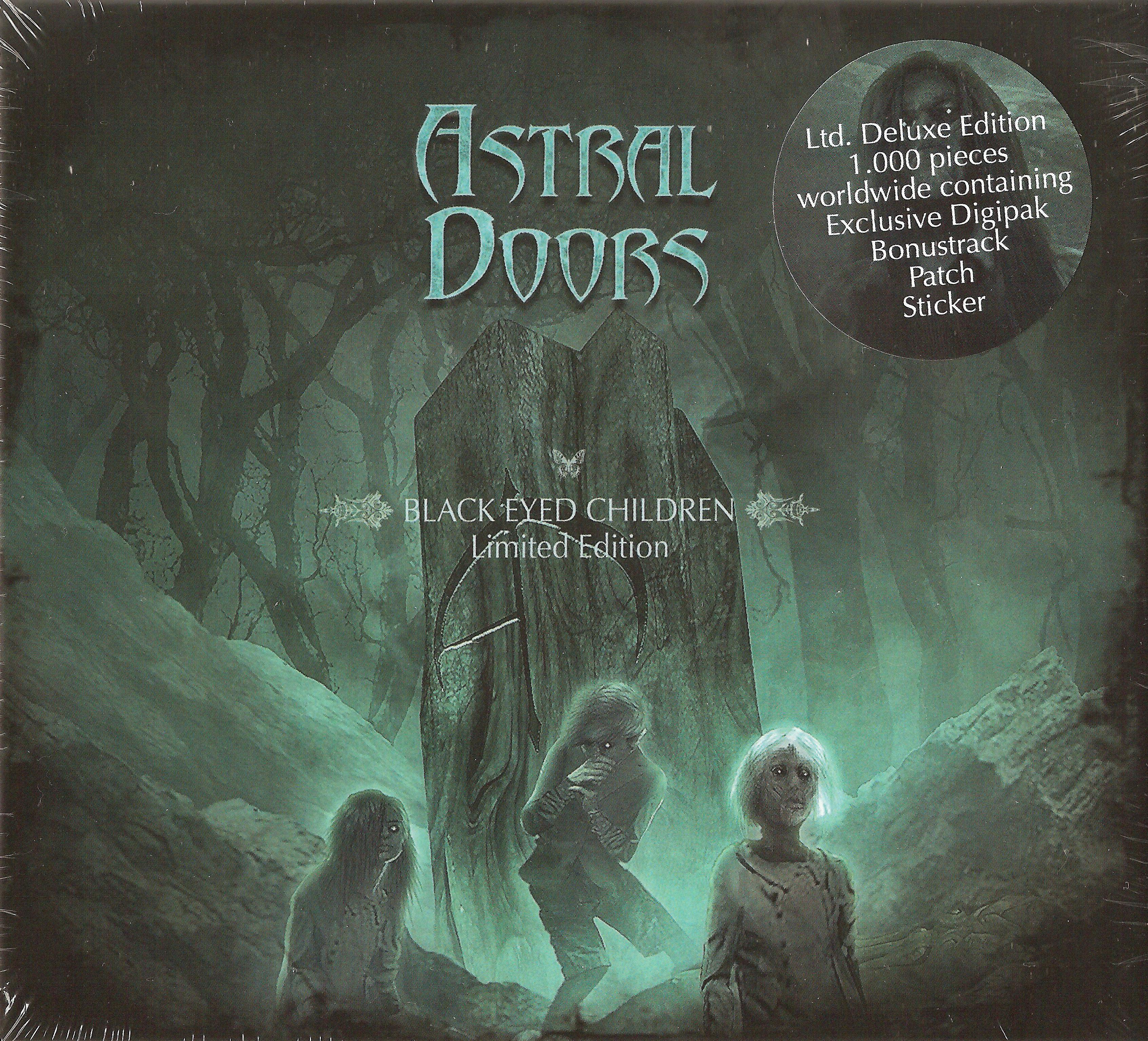 Band Name Astral Doors Album Title Black Eyed Children Total Playing Time 005545 Min. Country Sweden Year 2017. Record Label Metalville & Astral Doors - Black Eyed Children [Limited Edition] (2017) [FLAC ...